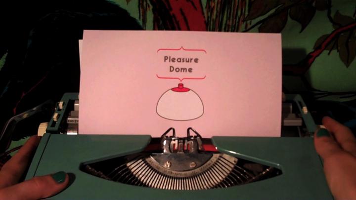 still from Pleasure Dome